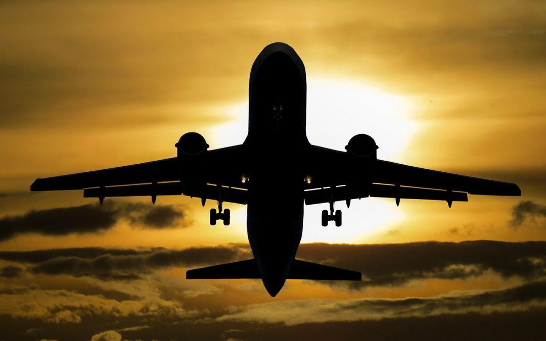 ¡Peligro de cancelación de vuelos!