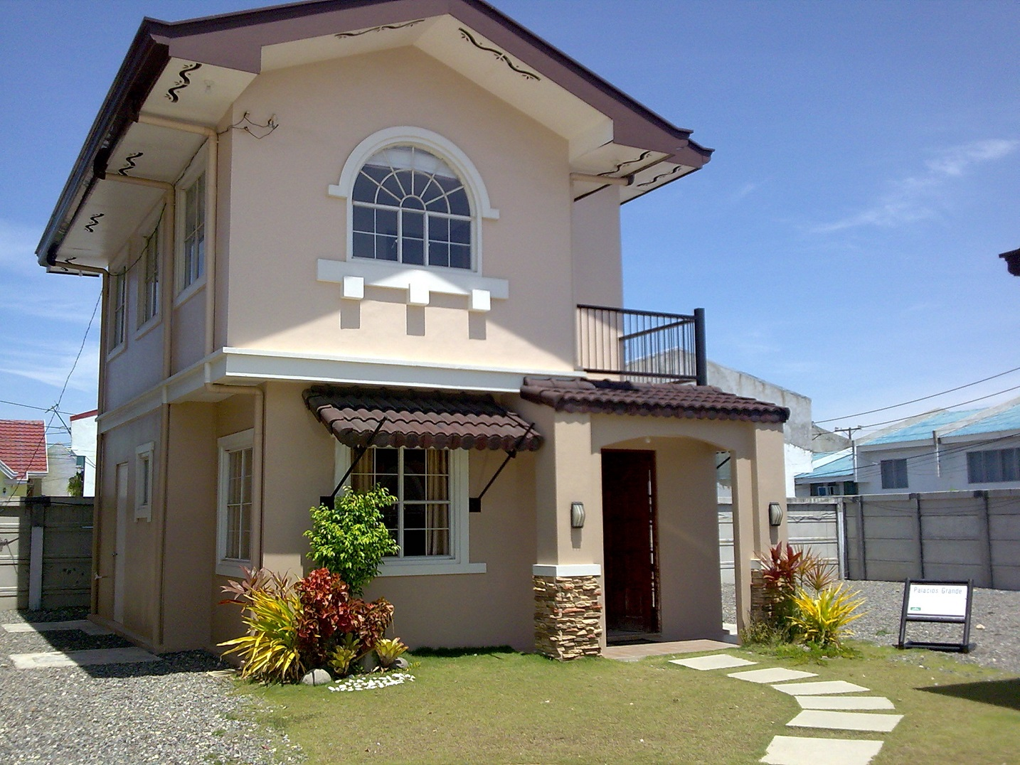 Si vas a firmar un cr dito hipotecario para tu casa que for Casa de una planta sencilla