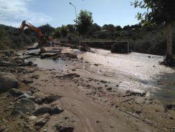 El CCS no cubrirá la rotura de la balsa de Valverde de la Vera