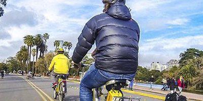 Las 5 claves para aumentar la seguridad de los que usan la bici en la ciudad