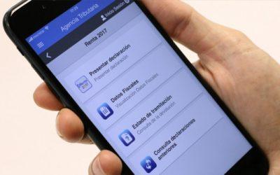 Renta 2017: Cómo descargar y utilizar la aplicación móvil para presentar la declaración del IRPF