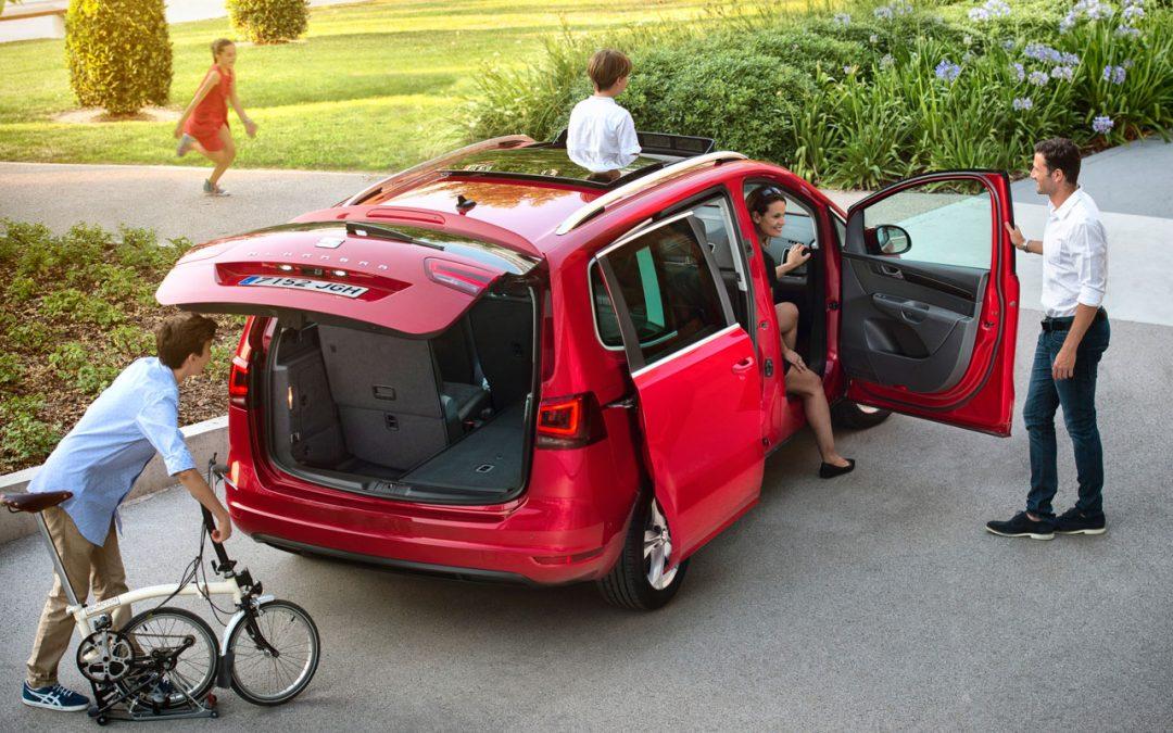 Circular superando el número de plazas permitido por el fabricante del automóvil