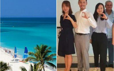 古巴和中國擴大了旅遊聯繫。